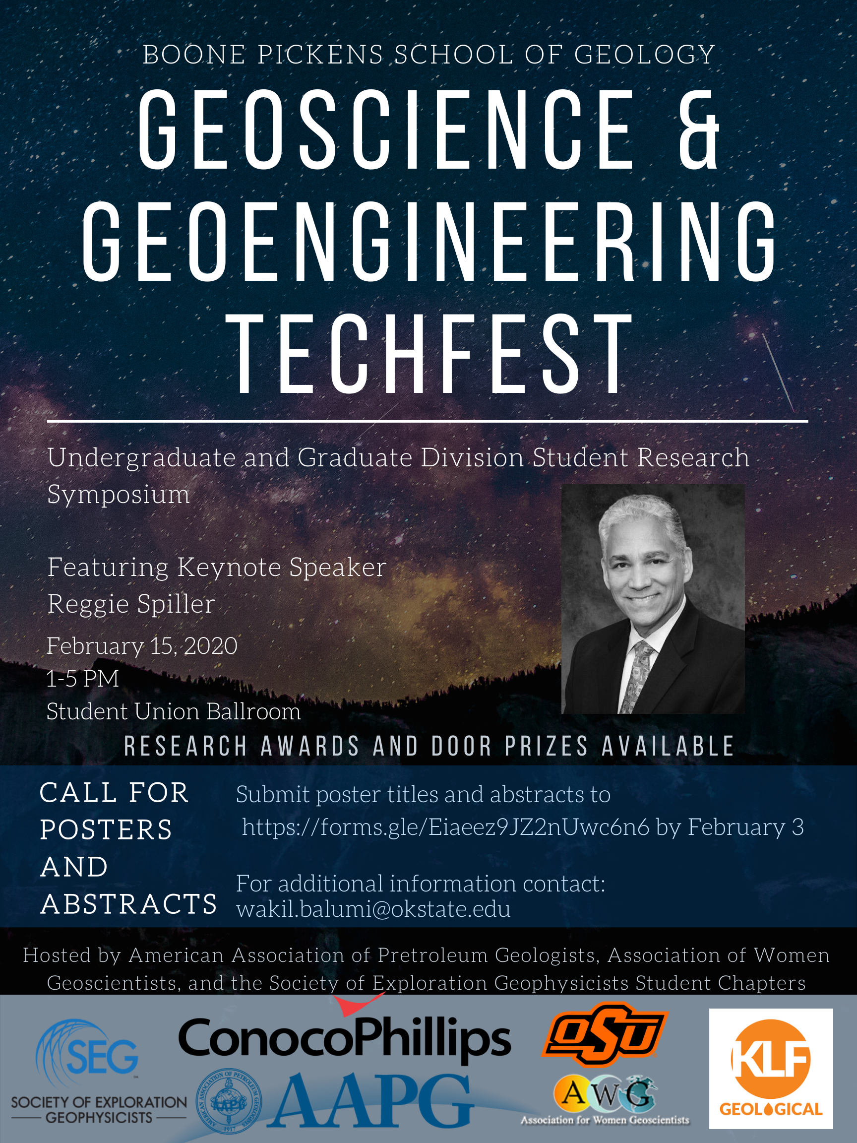 TechFest Poster