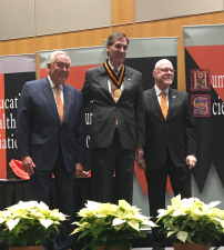 Jim Knapp, the inaugural Boone Pickens Distinguished Chair of Geoscience