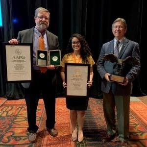 BPSoG 2019 AAPG Awards Recipients